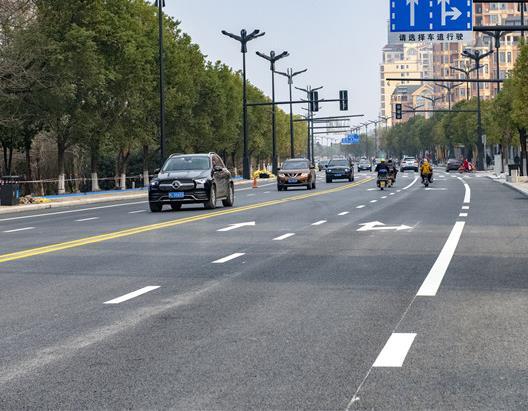 鷹潭城區這條封閉施工路段恢復通車啦??!