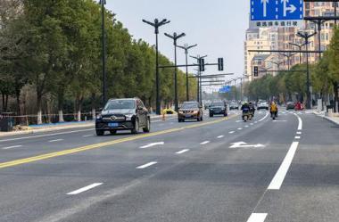 鷹潭城區這條封閉施工路段恢復通車啦!!