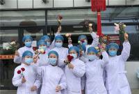 42個晝夜后,鷹潭首批醫護人員撤離隔離病區(附名單)