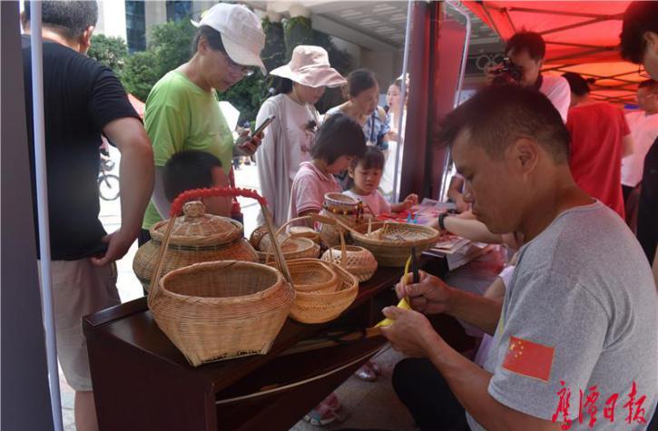 """鷹潭舉行第十五個""""文化與自然遺產日""""主題宣傳活動"""