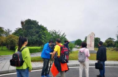 海峽兩岸媒體集中采訪鷹潭物聯網產業發展