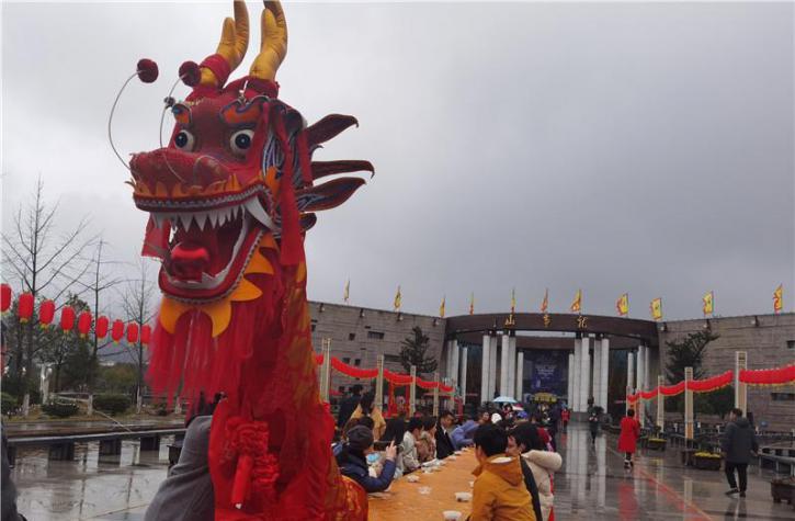 龙虎山景区元宵节活动精彩纷呈!